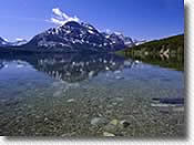 Lake McDonald is great for pictures