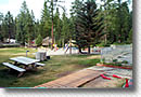 Whitefish KOA playground